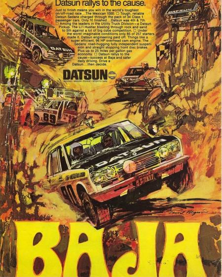 Datzun Baja