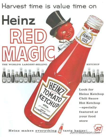 Heinz Red Magic